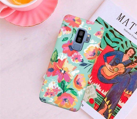 Flowers case Samsung A70 case Samsung A40 case Samsung A10 | Etsy