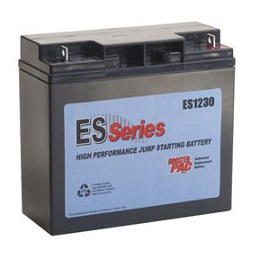 Booster Pac Es1230 Replacement Battery For Es5000