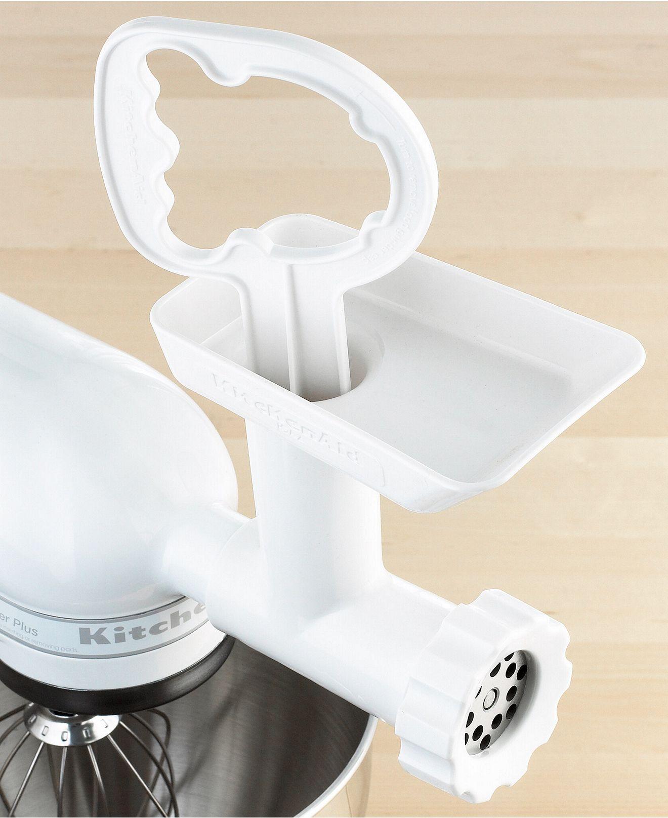 Daily grind 6000 kitchenaid fga stand mixer attachment