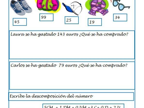 Recursos para el Aula: Matemáticas para cuarto de primaria Nuevas ...