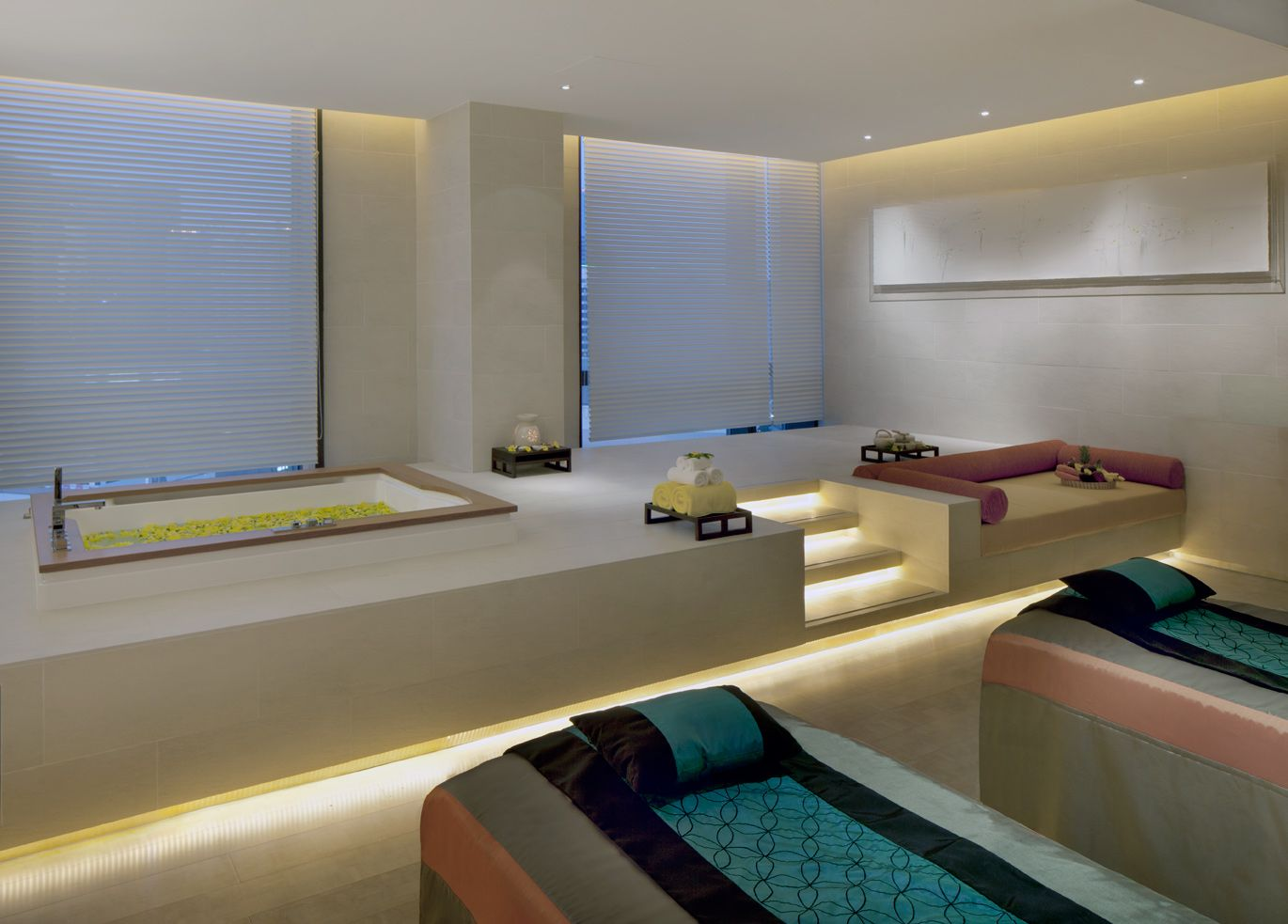 Hotel Icon S Angsana Spa By Banyan Tree Spa Rooms Spa Interior Spa