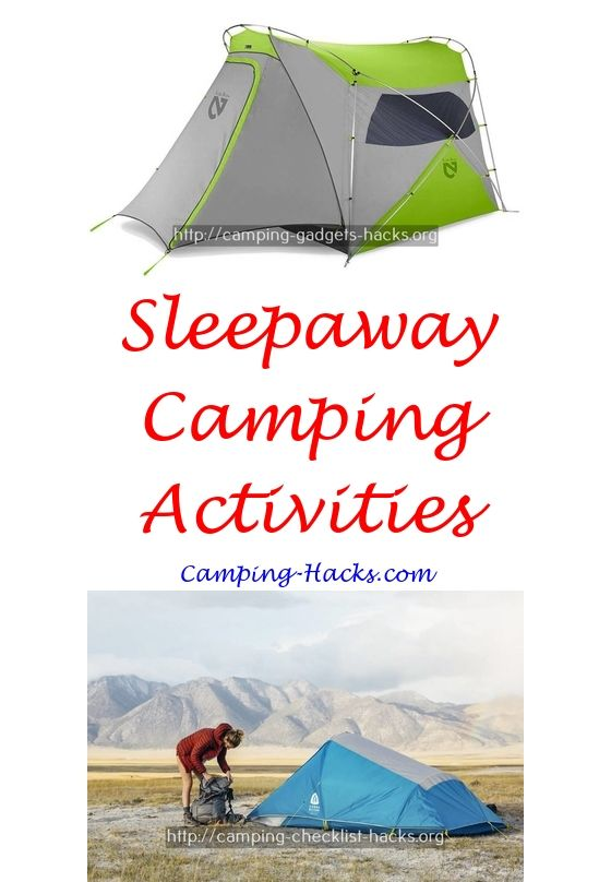 simple camping checklist