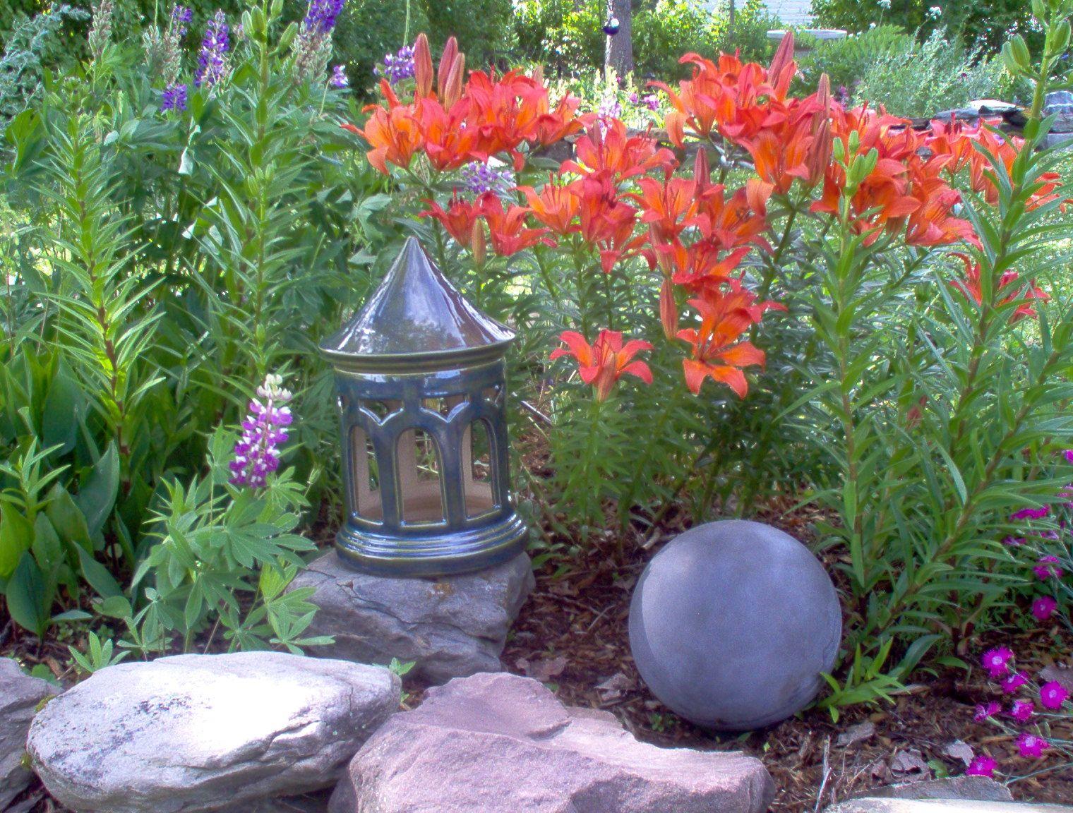 Garden decor. tsb | garden decor | Pinterest | Gardens and Garden art