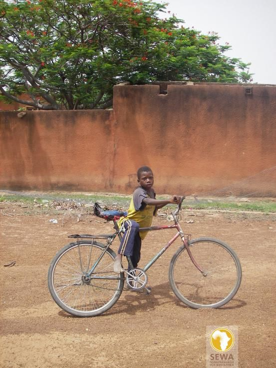 Big bicycle