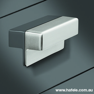 Hafele Creates It S Furniture Handle Collection Designs And Finished For Every Taste Hafele Furniture Handles Pull Handle