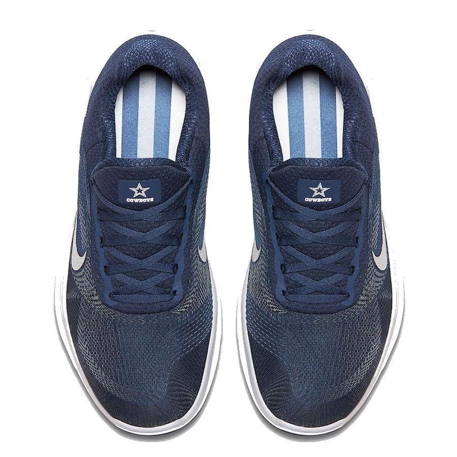 Dallas Cowboys Nike Nfl Free Trainer V7 Week Zero Shoes