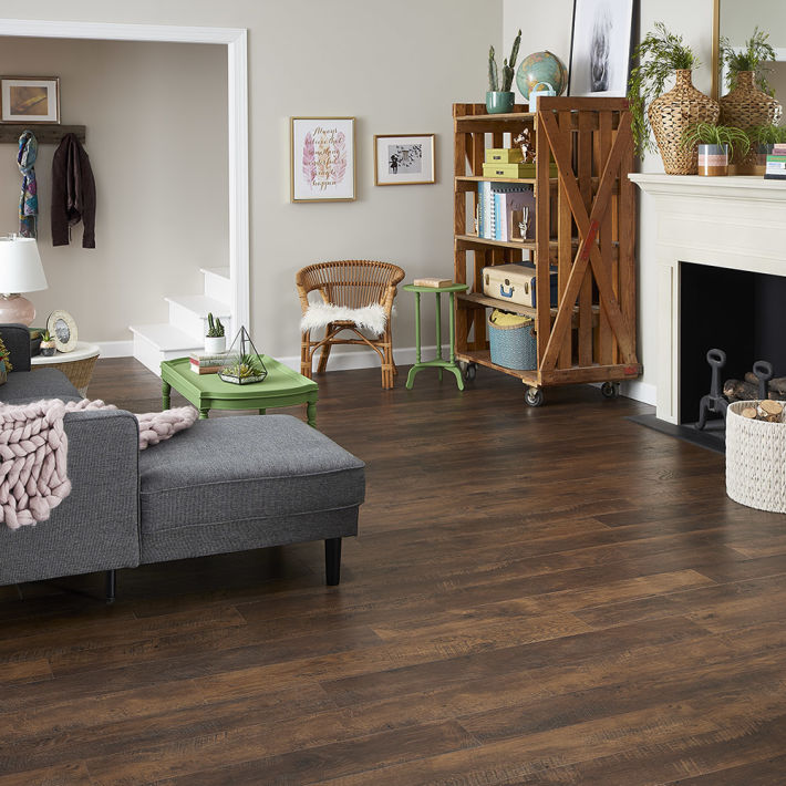 Frontier Oak Quick•Step Studio Laminate Flooring at Lowe