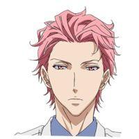 Akari Karneval Anime Characters Database In 2020 Pink Hair Anime Guys With Pink Hair Anime Hair
