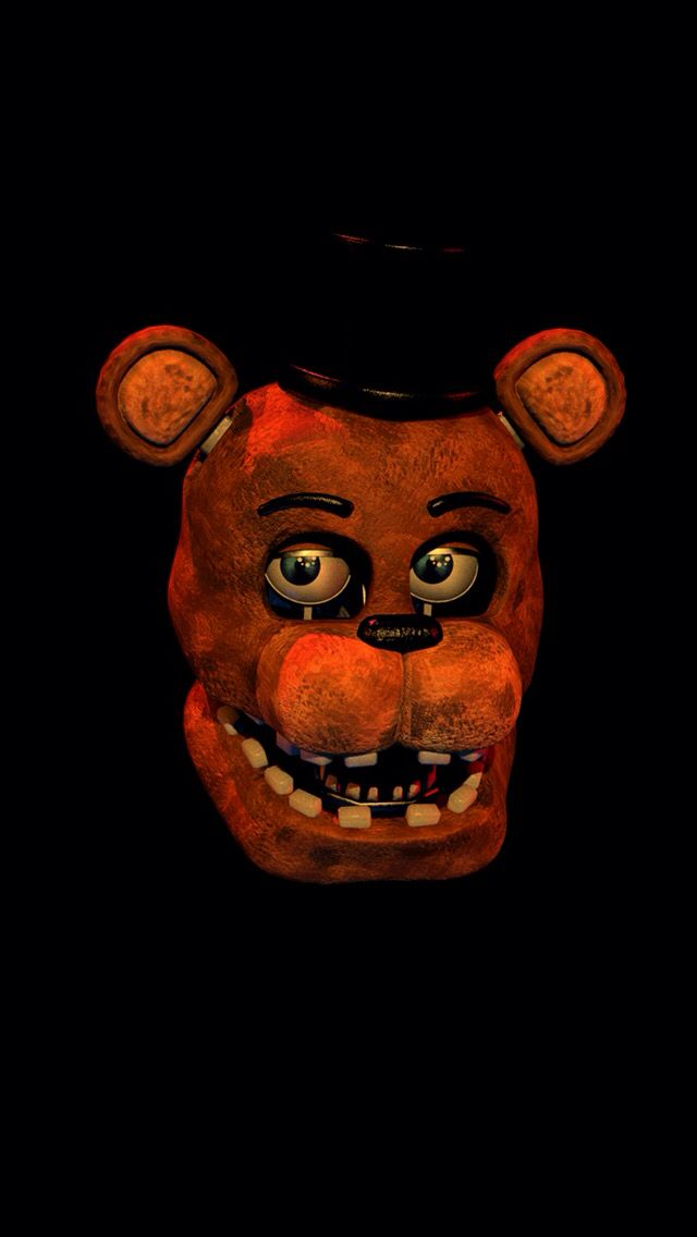 Fnaf 2 wallpaper for ipod/iphone/etc    | five nights at Freddy's