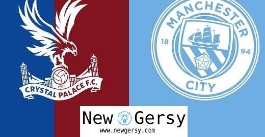 newgersy.com: Crystal Palace vs Manchester City: Premier ...