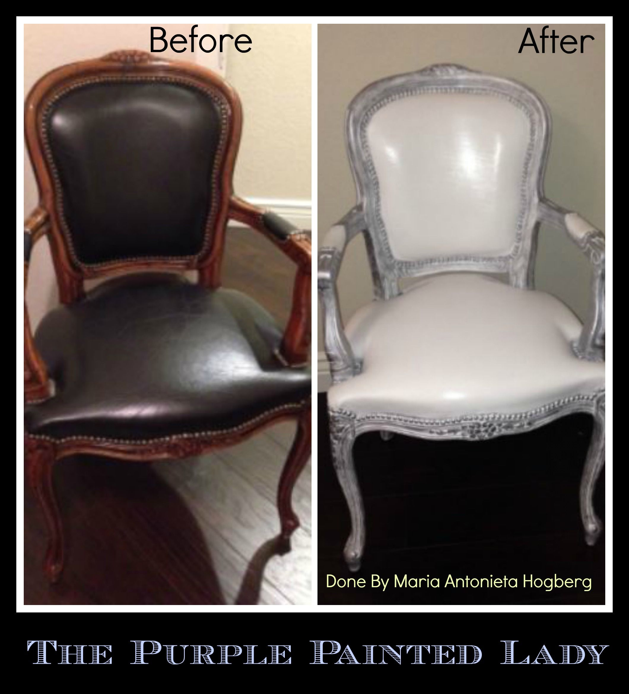 Paint For Leather Furniture Best Quality Furniture Check More At Http Cacophonouscreations Com Paint Leather Couch Painting Leather Leather Chair Makeover
