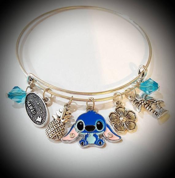 Disney Lilo and Stitch inspired adjustable bracelet #stitchdisney