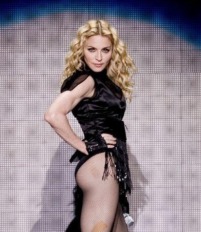 Madonna güzelliği