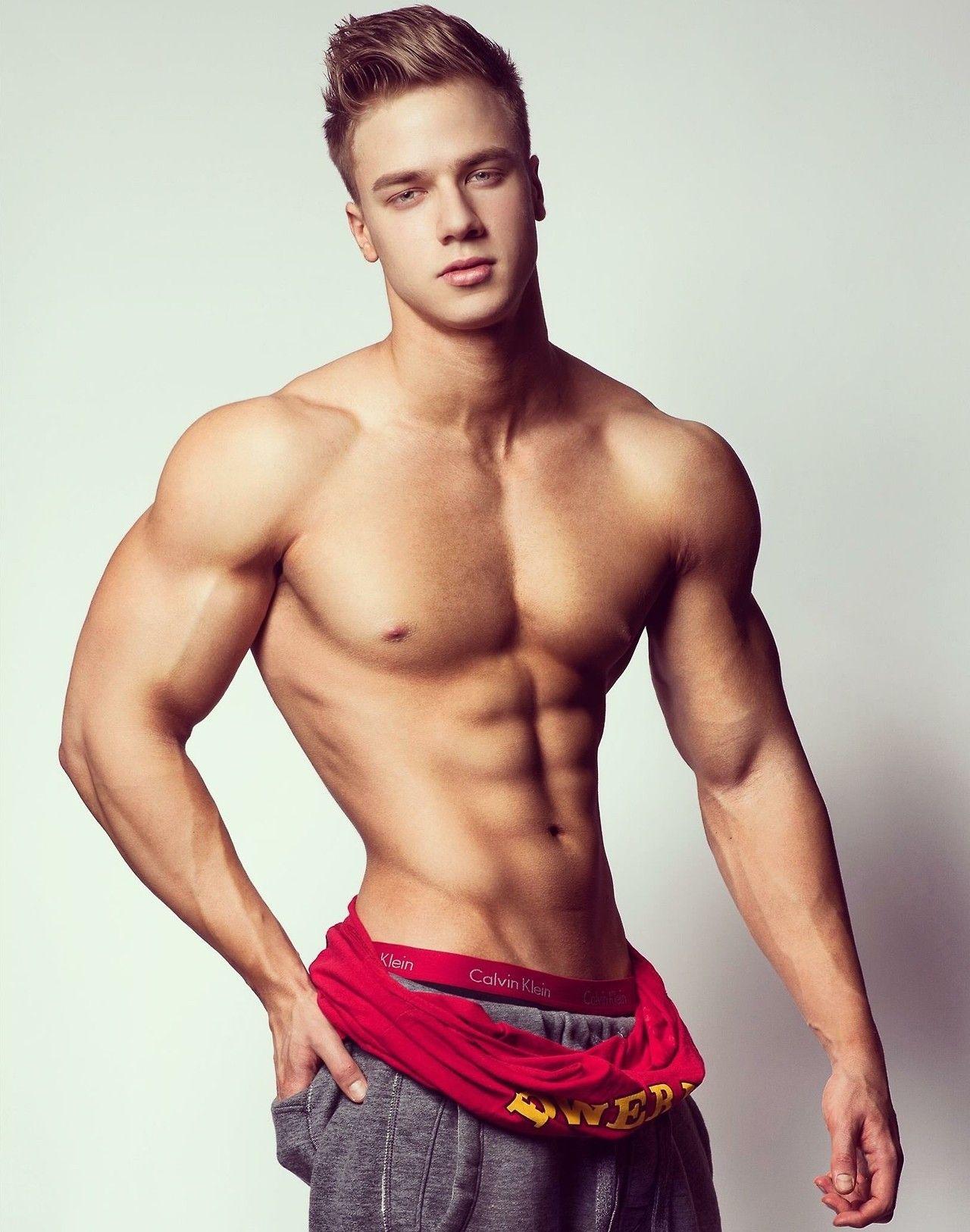 machos musculosos
