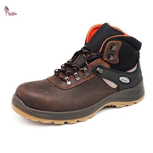 Chaussures Grisport marron homme V0kFQrCRl