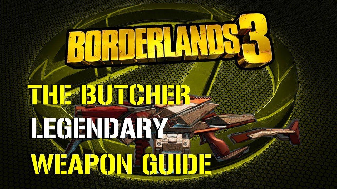 Pin On Borderlands 3