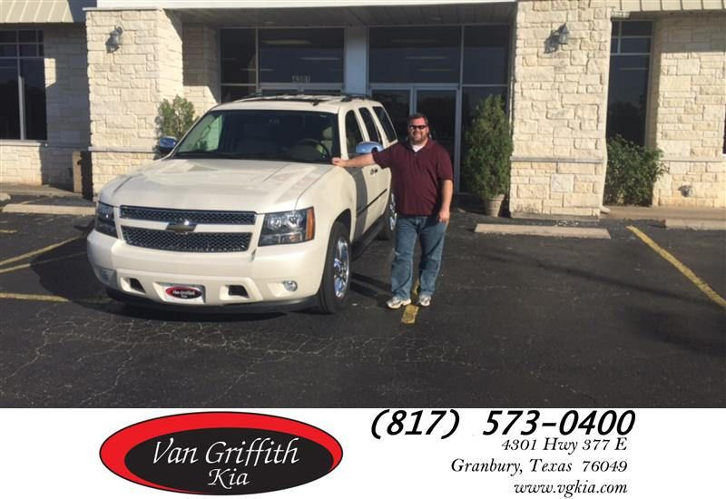 Van Griffith Kia Customer Review Kia Vans Customer Review