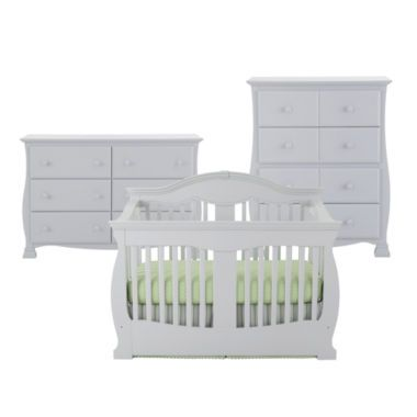 Savanna Grayson 3-pc. Baby Furniture Set - Light Gray found at ...