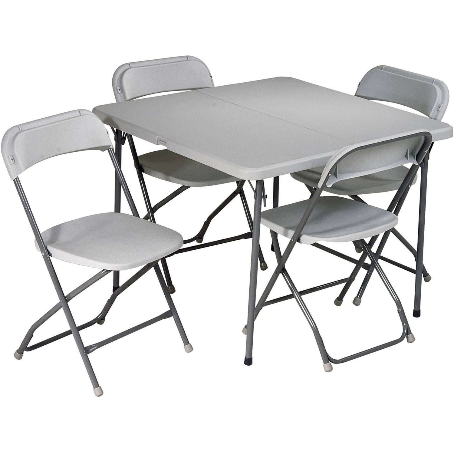How To Buy A Folding Table And Chairs Set Designalls In 2020 Outdoor Folding Table Folding Table Table And Chair Sets
