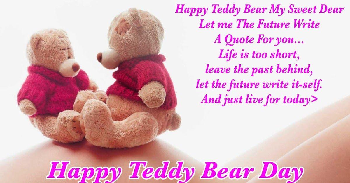 Teddy Bear Quotes For Boyfriend Teddy Day Quotes For Boyfriend Teddy