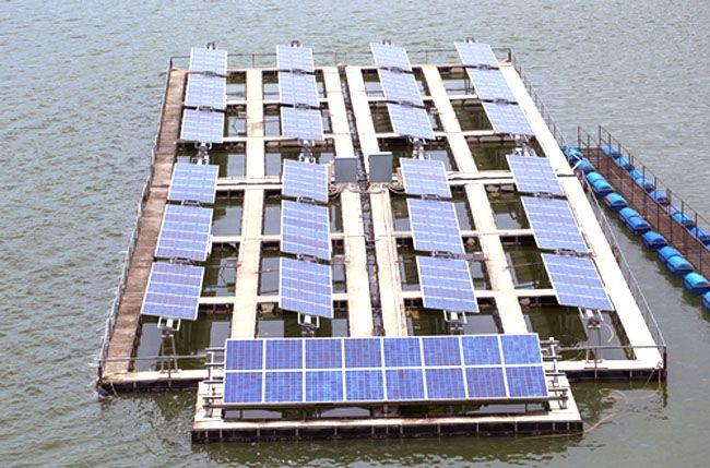 Brazil To Build World S Largest Floating Solar Farm Amidst Devastating Drought Ecowatch Solar Farm Solar Floating