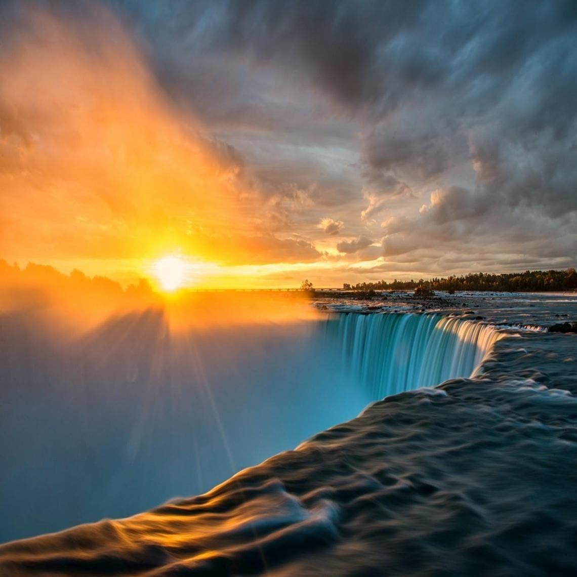Niagara Sunrise Time