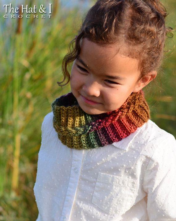 CROCHET PATTERN Autumn Breeze Headwrap crochet headband | BUFANDAS ...