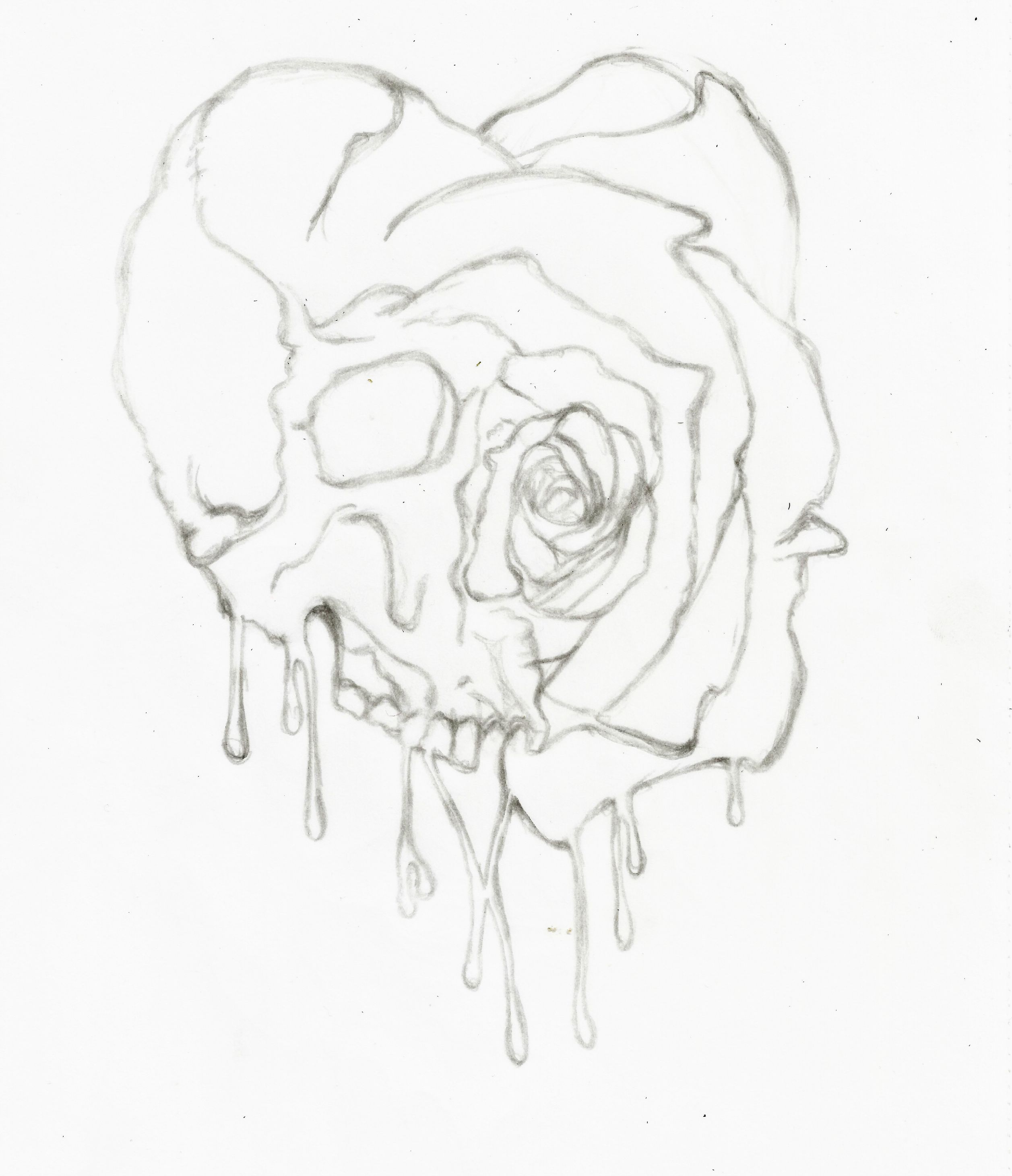 Tattoo Design Outline By Deathlouis Watch Designs