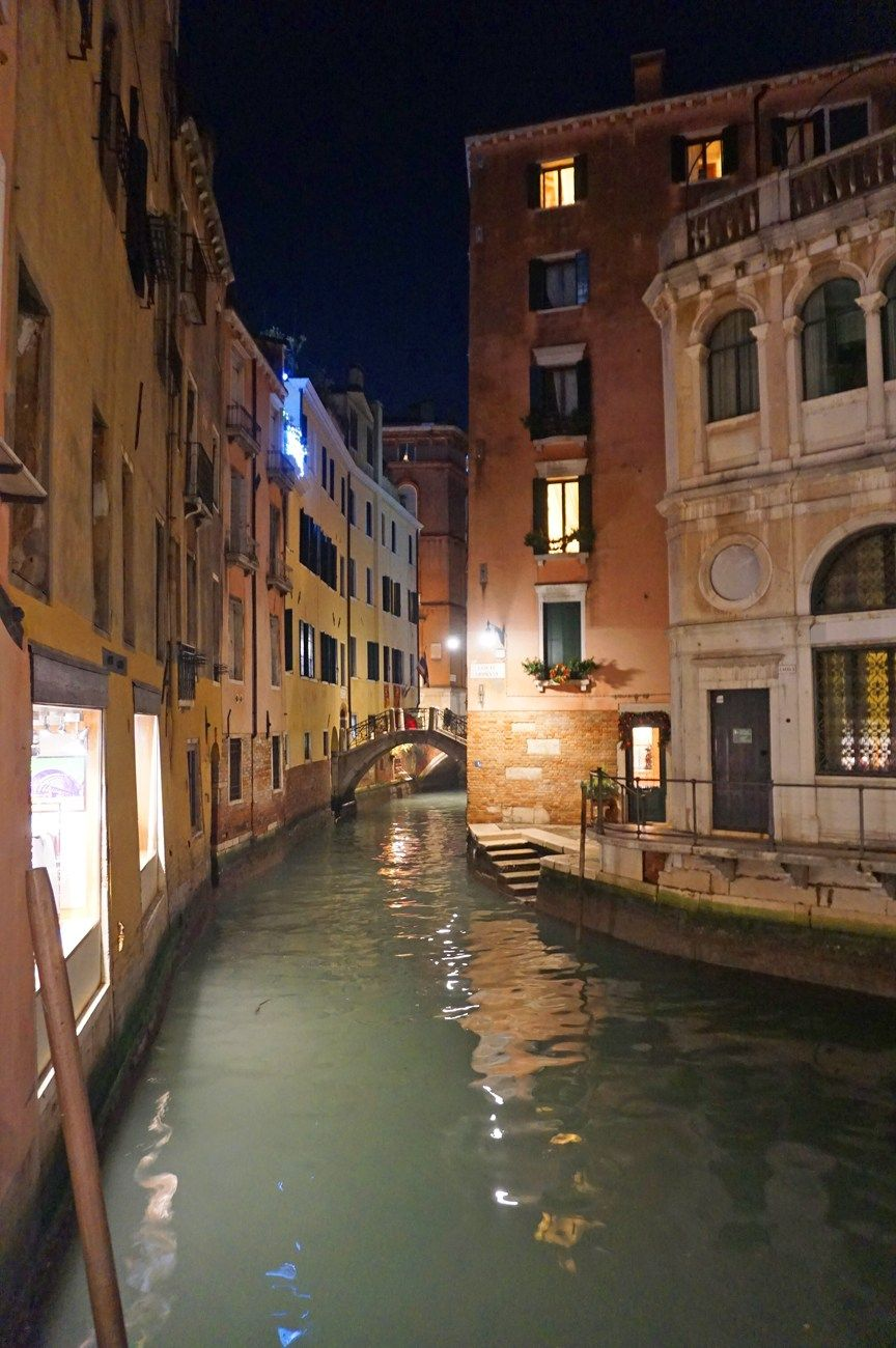 Photo of Venice by Night • Nomad by Trade