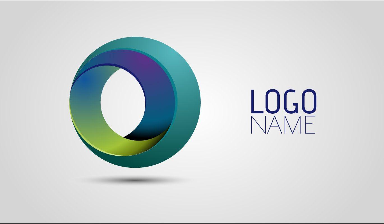 Adobe Illustrator Tutorials How To Create Full 3d Logo Design 01 3d Logo Design Illustrator Tutorials Logos,Layout Interior Design Templates