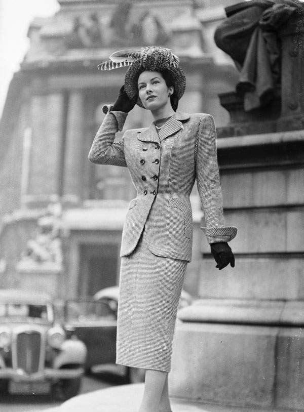 Und Mode 40er Jahre1940er 40 Der StilÜber OXuTZPki