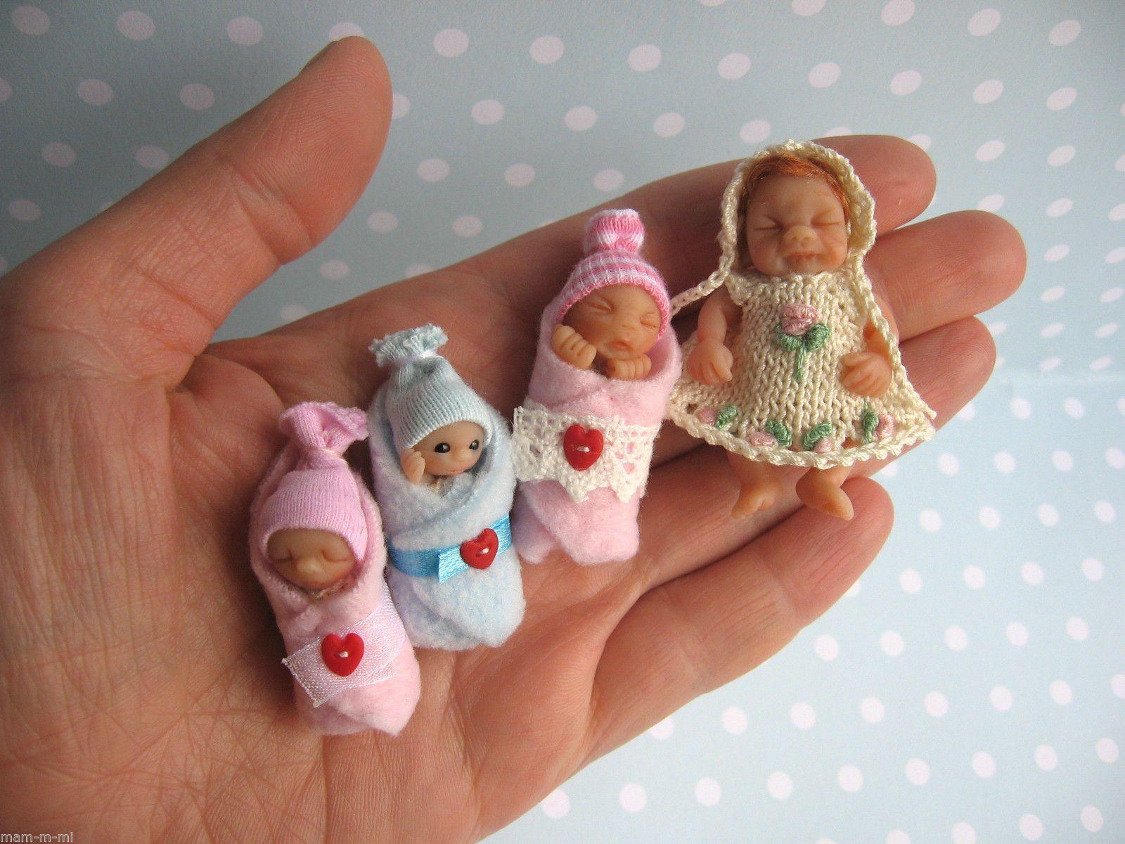 6cc533ddc Pin by Yuliya Y. ( mam-m-mi ) on Miniature Baby dolls by Yuliya Y ...