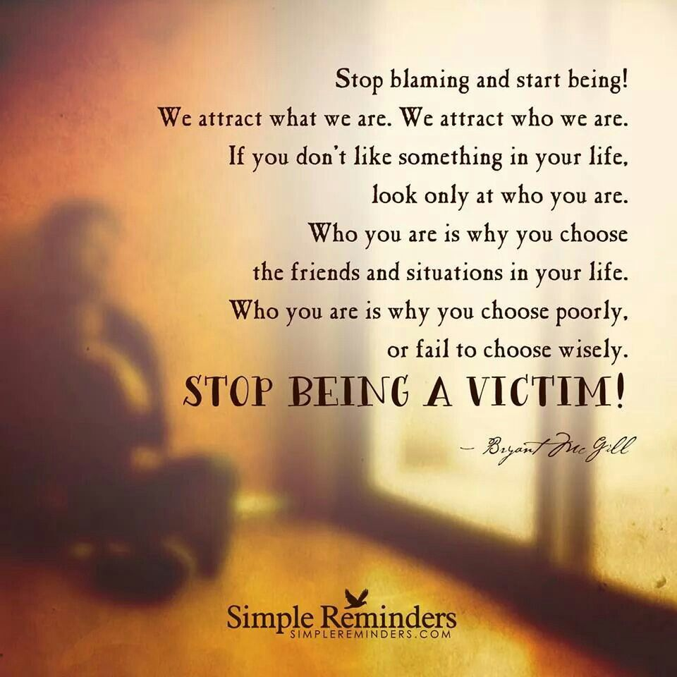 Stop Blaming And Start Being Simple Reminders Relationship