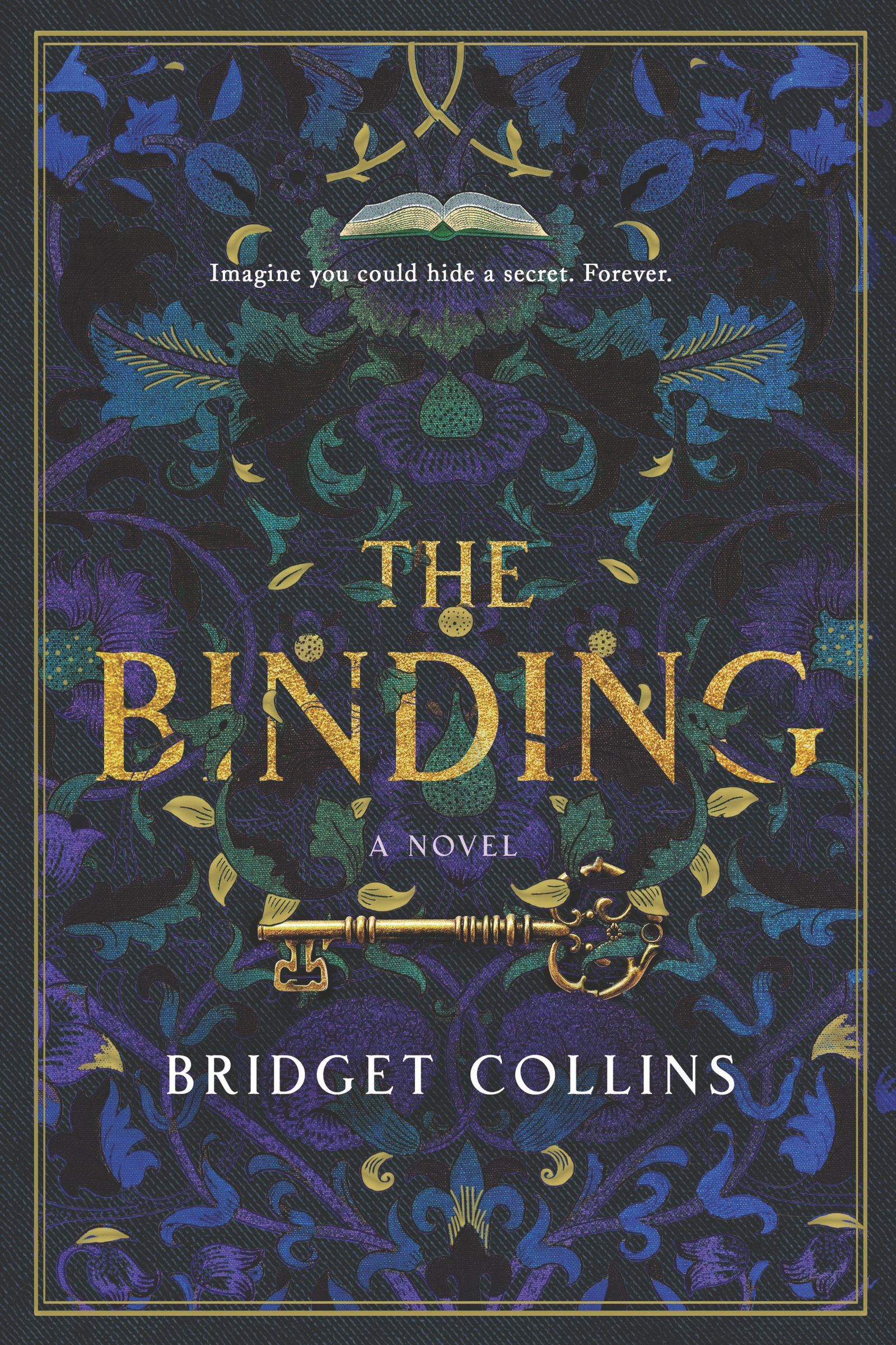 The Binding: A Novel Hardcover – Deckle Edge, April 16, 2019