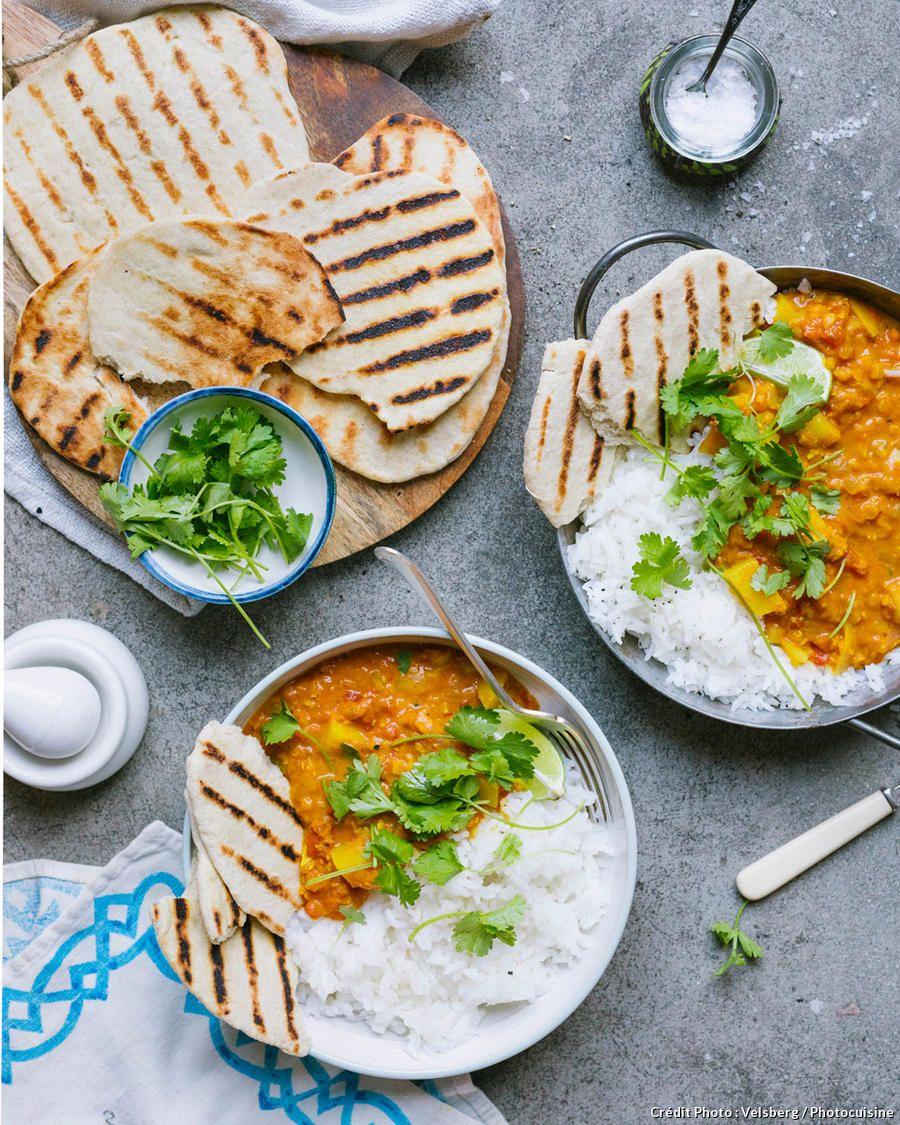 Dhal De Lentilles Corail Et Pommes De Terre Recette Plats Indiens Recette De Plat Recettes De Cuisine