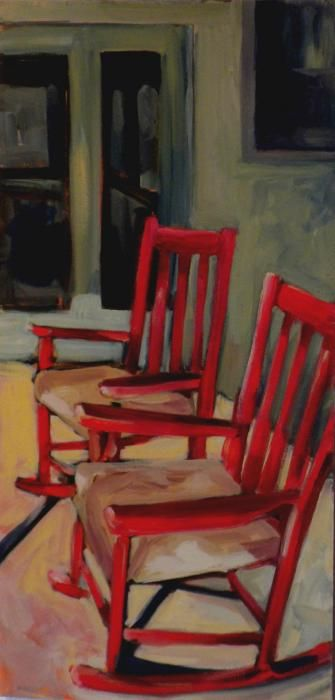 Red Chairs Art Chair Red Chair Chair