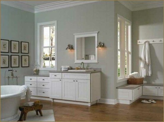light gray paint colorsLight gray paint color  sea level cil  House paint Inspiration