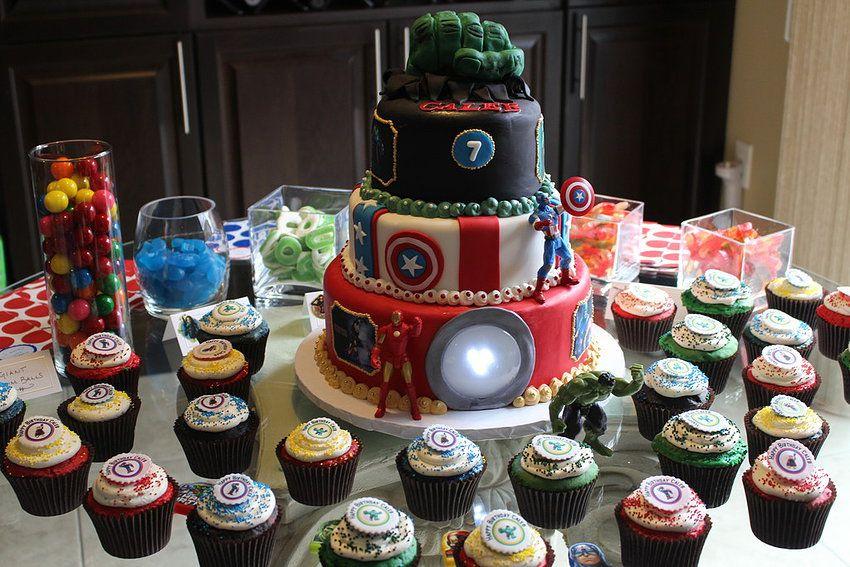 Custom cakes and cupcakes ajax on cake me home