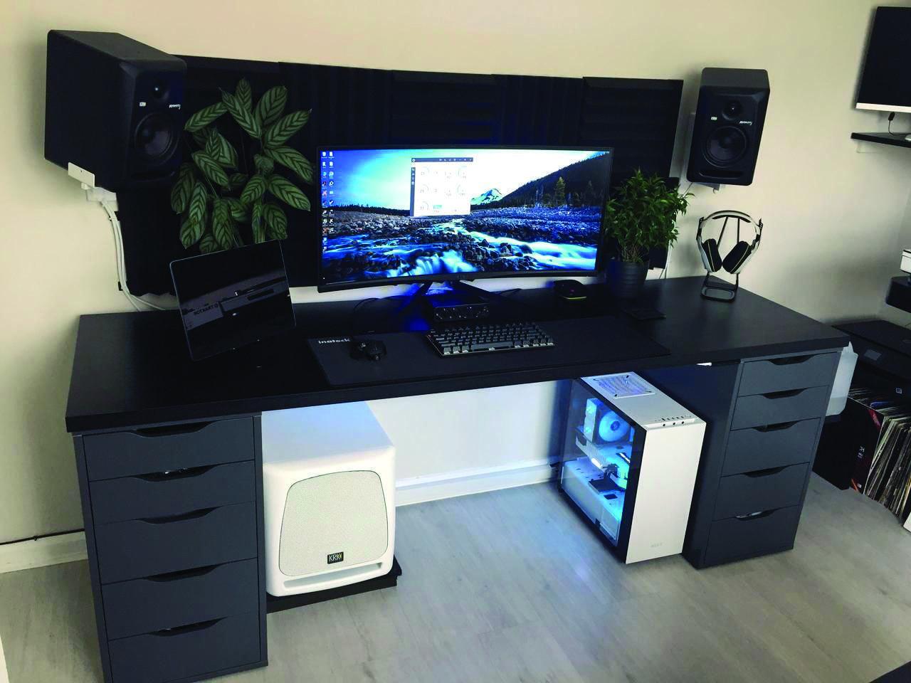Escritorio de juegos de computadora personalizado de primer nivel solo en homelikeart.com-#computadora #escritorio #homelikeart #juegos #nivel #personalizado #primer #gamingdesk