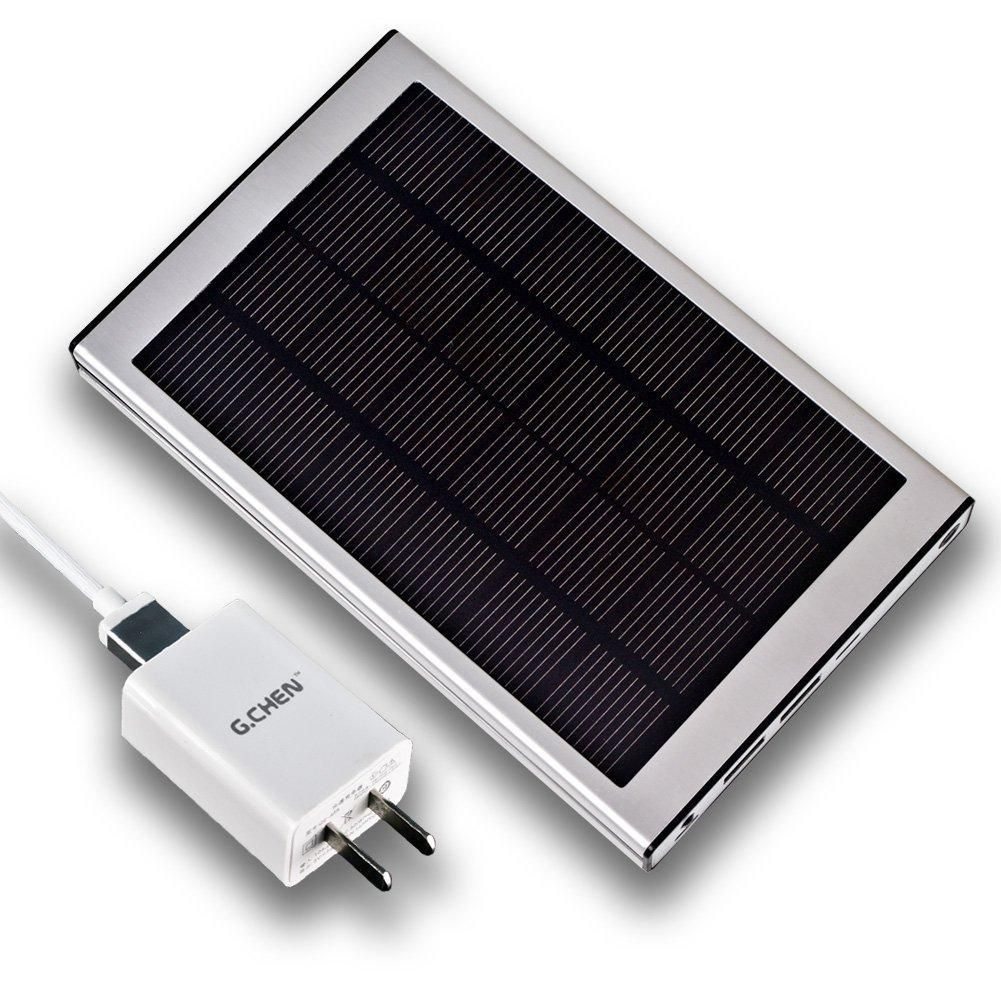 Solar Power Bank Protable Cell Phone Battery Charger Solar Power Cell Phone Battery Charger Solar Battery