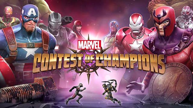 MARVEL Contest Of Champions MOD APK [High Damage] +Data V7.0.0 ...
