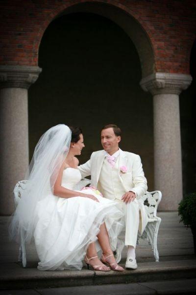 Härlig bild .... - BröllopsGuiden