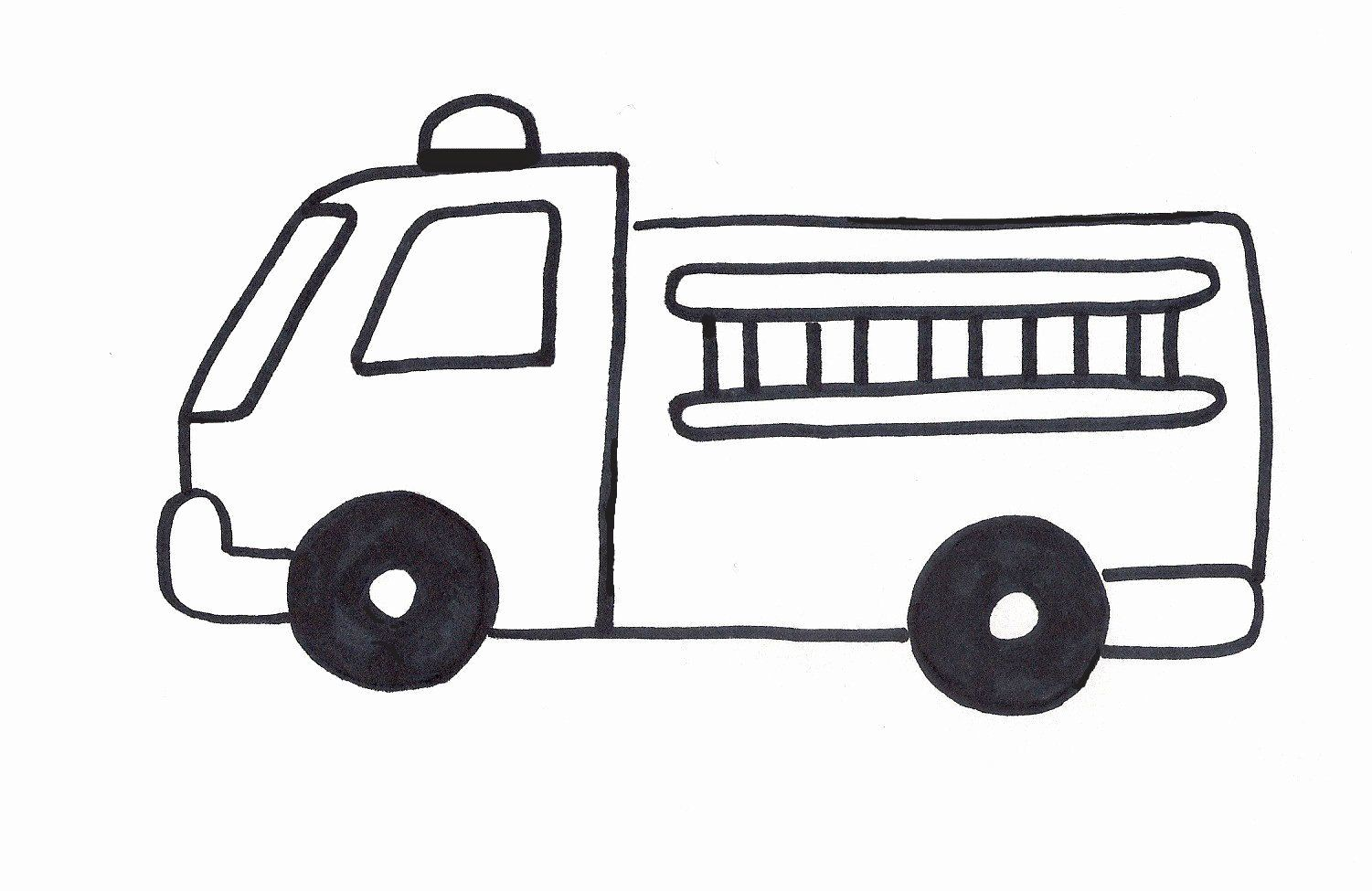 Transportation Coloring Pages For Preschoolers With Images