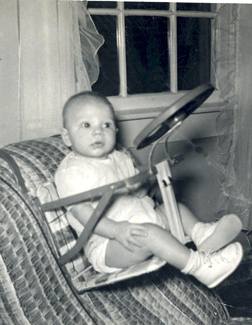 Baby car seat from the 1950\'s. | nifty 50\'s, born 1957 | Pinterest ...