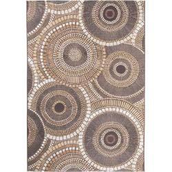 benuta In- & Outdoor-Teppich Artis Braun 240x340 cm - für Balkon, Terrasse & Garten benuta #indoorgarden