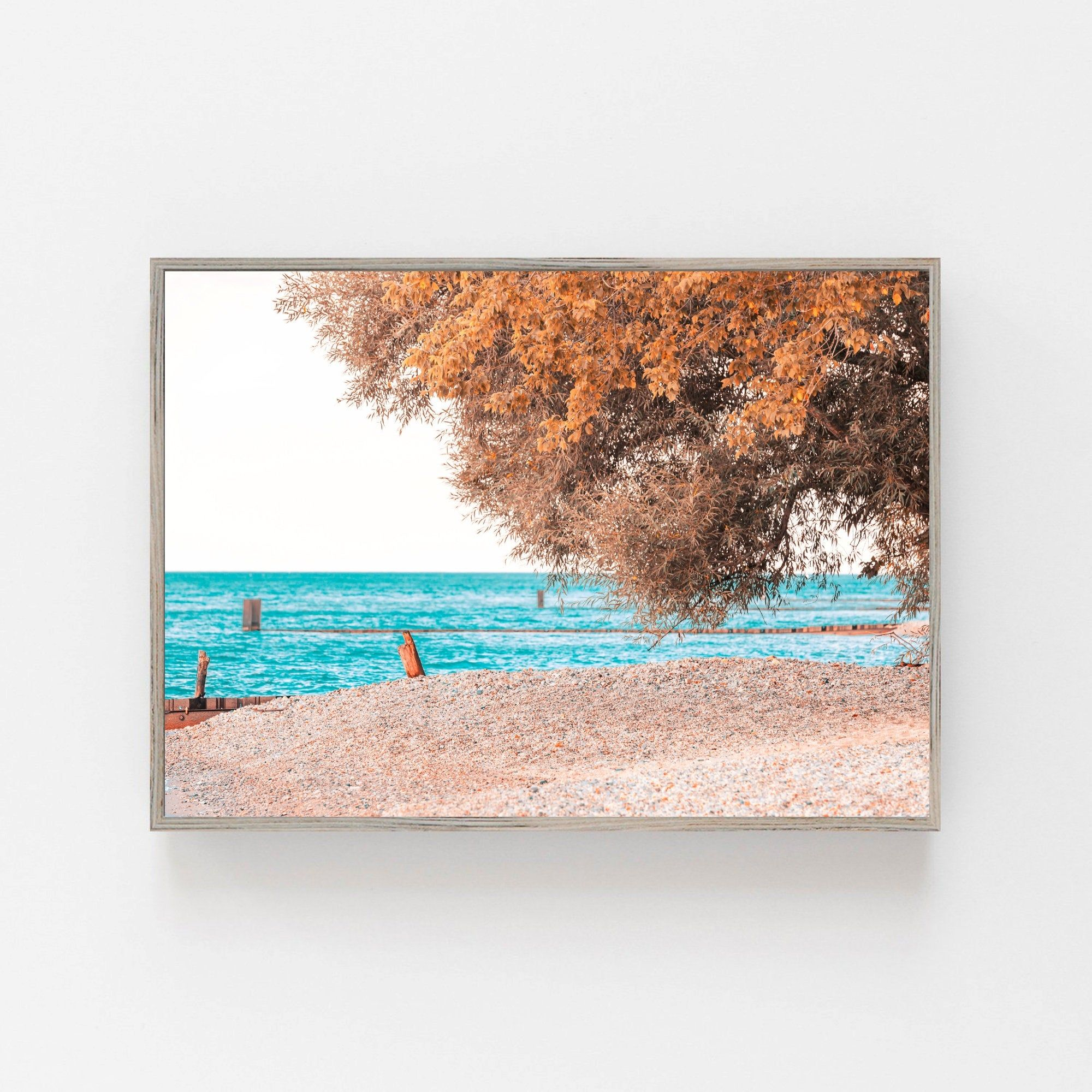 Lake Michigan Print Digital Download Photography Millard Etsy In 2020 Printable Art Downloadable Print Instant Print