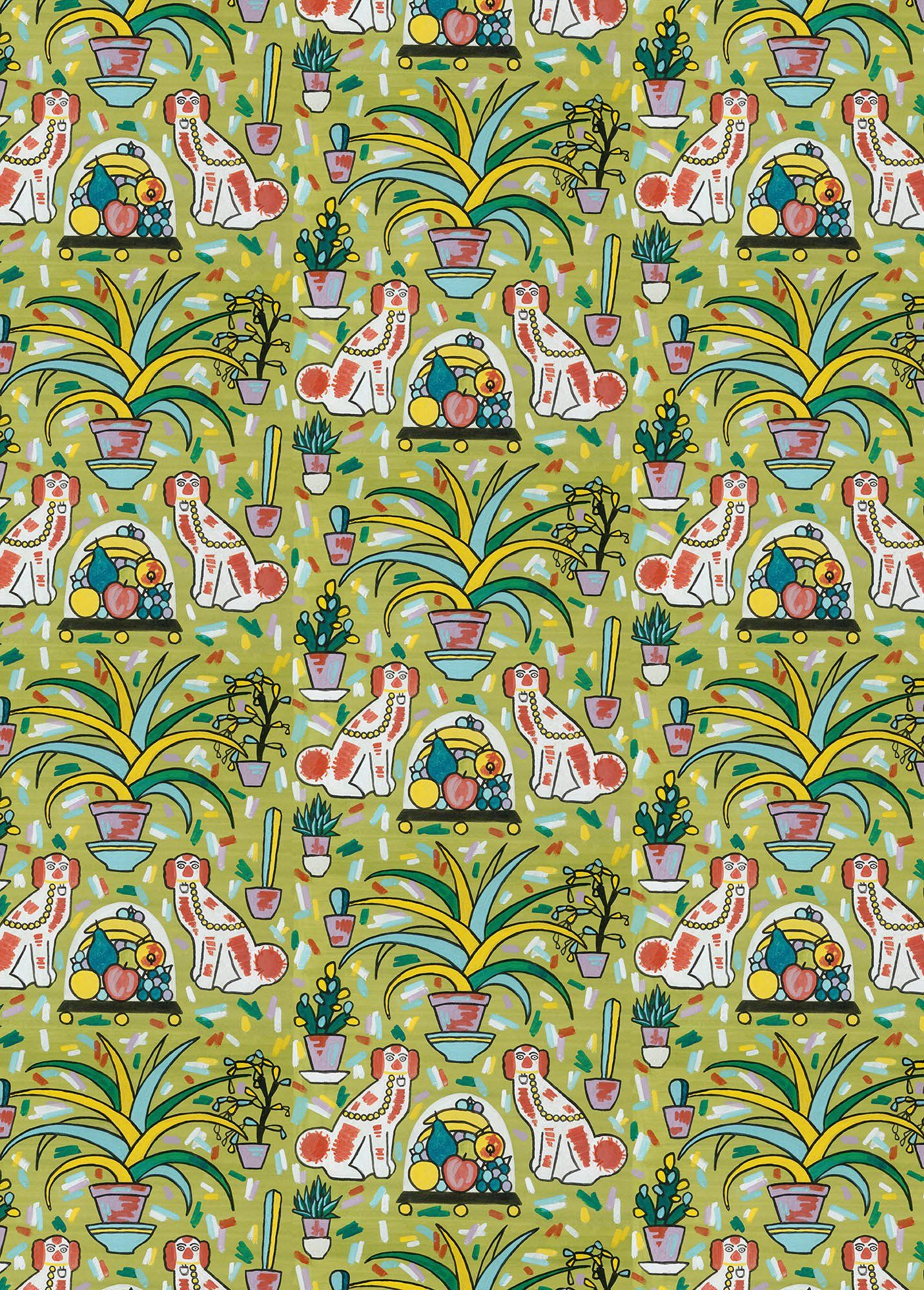 Sheila Bownas: the secret queen of British pattern design – in pictures