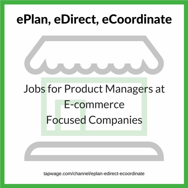ePlan eDirect eCoordinate