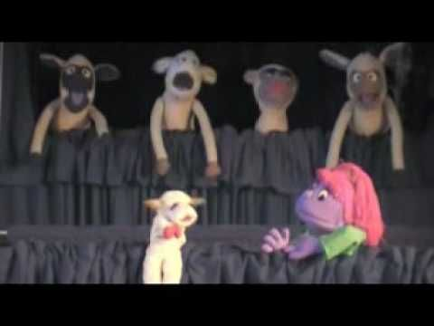 Labor Of The Field I Just Want To Be A Sheep Puppet Project - YouTube