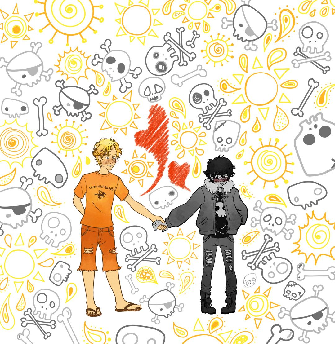 Image result for solangelo sketches